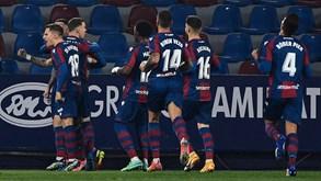 Celta de Vigo-Levante: forasteiros tentam igualar adversário na tabela