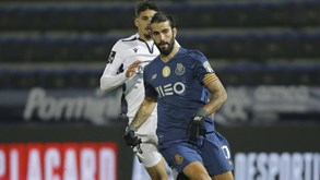 FC Porto-Famalicão: dragões tentam dar a volta ao empate em Moreira de Cónegos