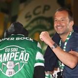 A mensagem de Varandas para os colaboradores do Sporting: «Todos entrámos em campo»