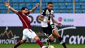 Torino-Parma: visitantes podem ver confirmada descida