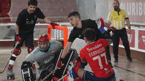 Benfica-Oliveirense: eis a decisão dos 'quartos' do playoff do campeonato