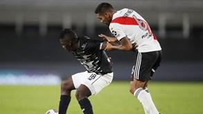 Santa Fé-River Plate: duelo do grupo D da Libertadores