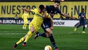 Arsenal-Villarreal: tudo em aberto nesta segunda mão