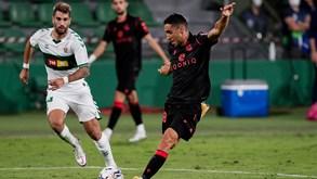 Real Sociedad-Elche: jogos decisivos para a luta de ambos