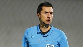 Já é conhecido o árbitro para o Benfica-Sporting