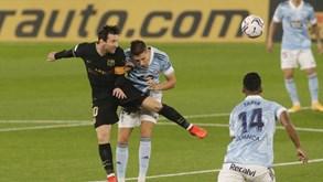 Barcelona-Celta de Vigo: catalães ainda podem chegar ao título