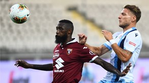 Lazio-Torino: visitantes tentam garantir a permanência na Serie A