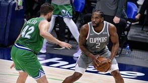 Los Angeles Clippers-Dallas Mavericks: anfitriões ligeiramente favoritos