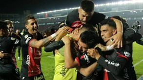 Independiente-Colón Santa Fé: encontro da Taça da Liga argentina
