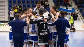 Saragoça-Santa Coloma: disputa pelo playoff bem acesa
