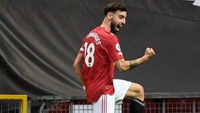 Villarreal-Manchester United: Bruno Fernandes disputa troféu da Liga Europa