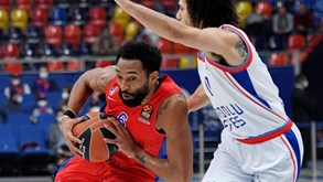 CSKA Moscovo-Anadolu Efes: por um lugar na final da Euroliga
