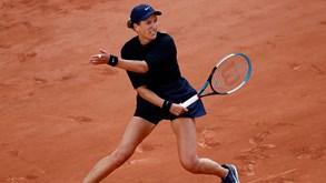 Victoria Azarenka-Clara Tauson: encontro da 2.ª ronda de Roland Garros