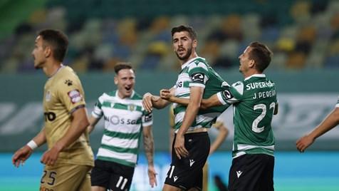 Sporting Boavista 1 0 O Momento De Uma Vida Liga Nos Jornal Record