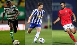 Há 9 portugueses na corrida pelo 'Golden Boy': Sporting é o clube mais representado