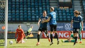 Inter Turku-IFK Mariehamn: duelo da 6.ª jornada da Liga finlandesa de futebol