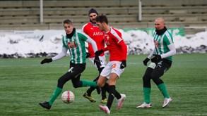 KTP-Helsingfors IFK: Liga finlandesa de futebol em ação