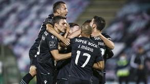 Sporting domina equipa do ano da Liga NOS: conheça os onze escolhidos