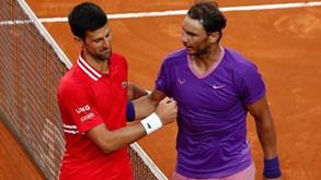 Novak Djokovic-Rafael Nadal: uma meia-final com sabor a final em Roland Garros