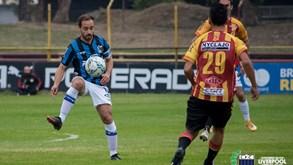Liverpool URU-Sud América: líder recebe equipa recém promovida no Uruguai