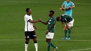 Palmeiras-Corinthians: clássico de risco para Abel Ferreira