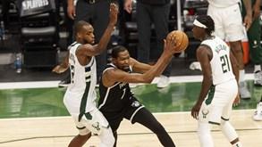 Brooklyn Nets-Milwaukee Bucks: quinto jogo das 'meias' da conferência Este