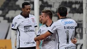 Corinthians-Bragantino: equipas separadas por apenas um ponto