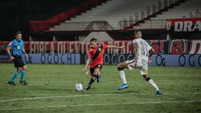 Atlético GO-Fortaleza: formações só sabem vencer neste arranque do Brasileirão