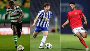 Tuttosport 'risca' dois portugueses nos nomeados ao Golden Boy: restam 80 candidatos