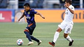 LA Galaxy-Seattle Sounders: duelo de topo no Oeste da MLS