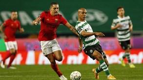 Sporting tem preferência por João Mário até dia 30