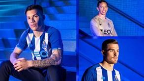 FC Porto revela equipamento principal para a nova temporada