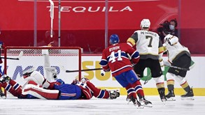 Vegas Golden Knights-Montreal Canadiens: jogo 5 da final do Oeste na NHL