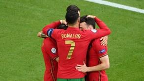 Portugal-França: reedição da final em 2016... agora para a qualificação para os 'oitavos'