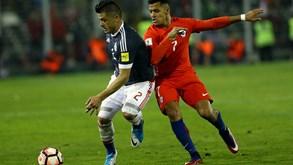 Chile-Paraguai: duelo do Grupo A da Copa América