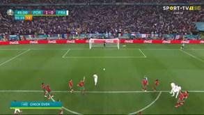 Pepe deu receita para travar penálti de Benzema, Rui Patrício não seguiu conselho e o central não gostou