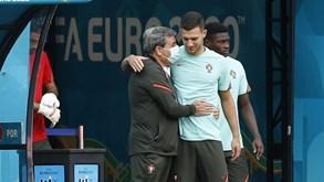 Fernando Santos já lançou 52 jogadores na Seleção Nacional: Dalot é o mais recente numa lista repleta de talento