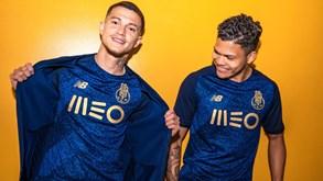 Conheça o equipamento alternativo do FC Porto para a nova época