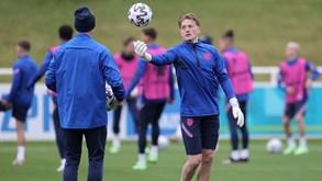 Inglaterra-Alemanha: duelo de históricos no Euro'2020