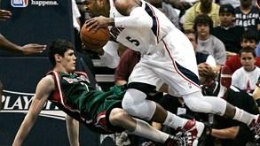 Atlanta Hawks-Milwaukee Bucks: quarto jogo da final do Este da NBA