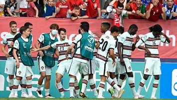 Portugal Derrota Espanha E Apura Se Para A Final Do Europeu De Sub 21 Europeu Sub 21 Jornal Record