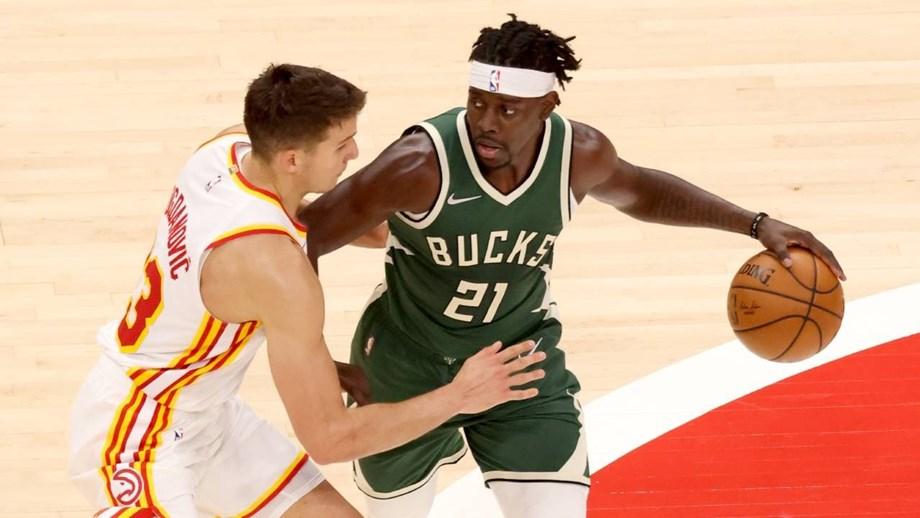 Milwaukee Bucks-Atlanta Hawks: jogo 1 da final da Conferência Este