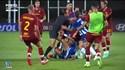 Entrada de Pepe sobre Mkhitaryan origina o caos no FC Porto-Roma