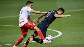 New York Red Bulls-Philadelphia Union: terceiro visita reduto do sétimo no Este da MLS