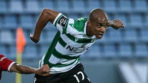 João Mário espera nega do Sporting