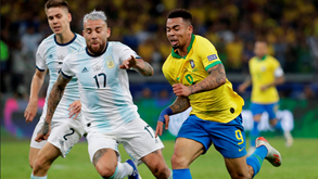 Argentina-Brasil: duelo de titãs na Copa América