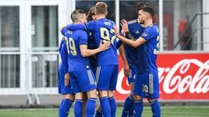 Dínamo Zagreb-Slaven Belupo: tetra campeão arranca época em casa