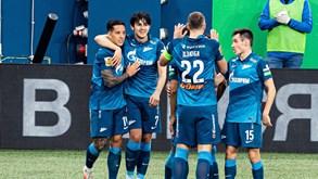 Zenit-Lokomotiv Moscovo: formação de São Petersburgo quer revalidar título