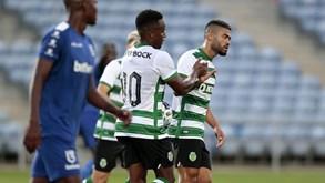 As notas dos jogadores do Sporting frente ao Belenenses SAD