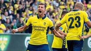 Aarhus-Brondby: arranca o campeonato dinamarquês de futebol